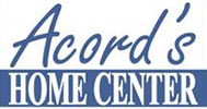 ACORD'S HOME CENTER, Logo